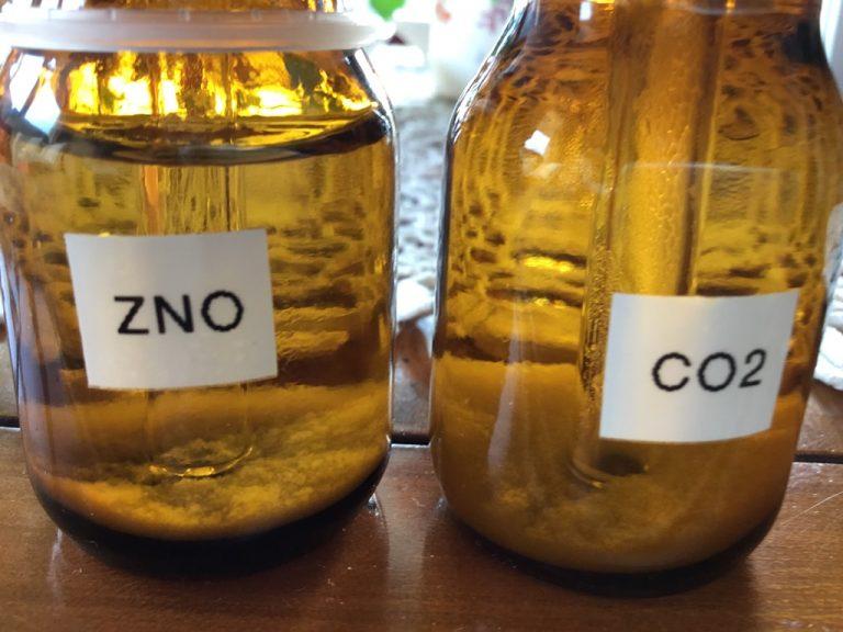 Gaz at Nano State (grains)